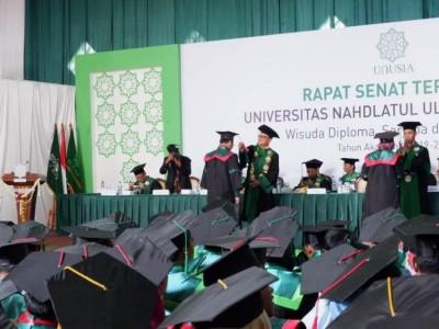 Dekan FAI Unusia Ingatkan Alumni Tetap Lakukan Amaliah Nahdliyah