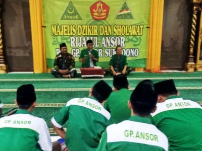 Ngaji Rutin Keliling Kampung, Cara Rijalul Ansor Sidoarjo Perkuat Aswaja