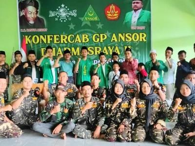 Pimpin Ansor Dharmasraya, Age Kurniawan Fokus PKD dan Kewirausahaan