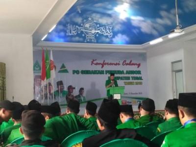 Pemuda Ansor Tegal Komit Besarkan NU melalui Kaderisasi