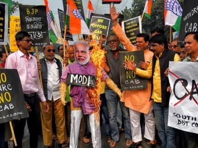 Aktivis India: Seluruh Masyarakat Menentang 'UU Anti-Muslim'