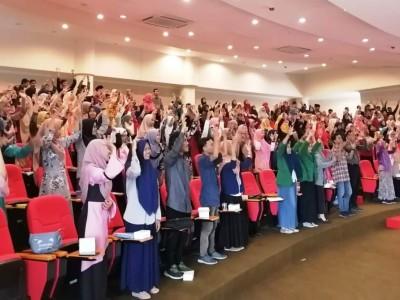 IAIN Kediri Bertekad Perkuat Moderasi Beragama Civitas Akademika