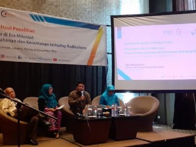 Penelitian CSRS UIN Jakarta: Pesantren Miliki Daya Tangkal Radikalisme