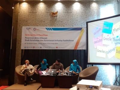 Guru Besar UIN Jakarta Minta Pesantren Terus Perkuat Islam Moderat