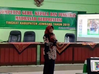 MTs Al-Hikam Juara Lomba Kepala Madrasah Berprestasi di Jombang