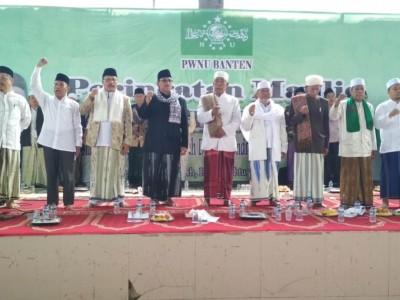 Berikan Pemahaman Keagamaan, PWNU Banten Perluas Pengabdian