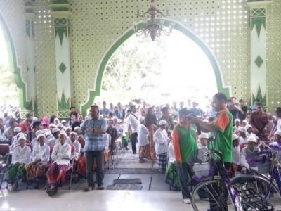 Bantu Ratusan Anak, 3 Lembaga ZIS di Klaten Gelar Sunatan Massal