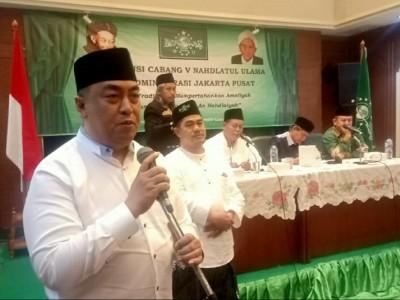 Komitmen Gus Syaifuddin usai Terpilih Jadi Ketua PCNU Jakarta Pusat