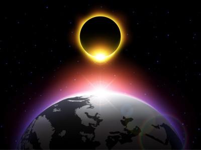 Catat Puncak Terjadinya Gerhana Matahari Cincin Hari Ini