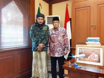 Banser Jalan Kaki Bangil-Jakarta, Perjalanannya Diceritakan kepada Kiai Said