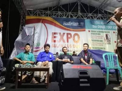 Bidik Kawula Muda, Haul Gus Dur di Jombang Bedah Film 'Sakinah'
