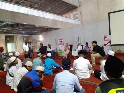 Fiqih Disabilitas Dikaji di Masjid Istiqlal