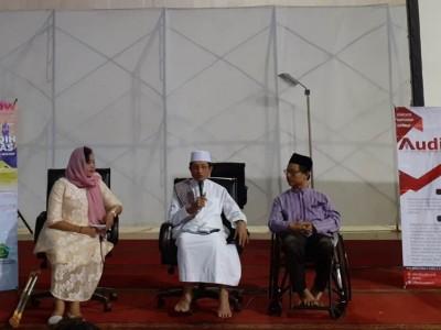 KH Nasaruddin Umar Minta Masukan agar Masjid Istiqlal Ramah Disabilitas