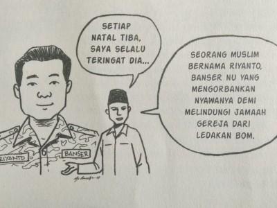 Toleransi Antarumat Beragama Merupakan Tradisi Lama Bangsa Indonesia