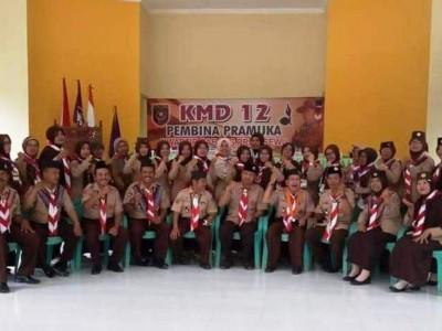 Madrasah di Pringsewu Bentuk Sako Pramuka Ikhlas Beramal