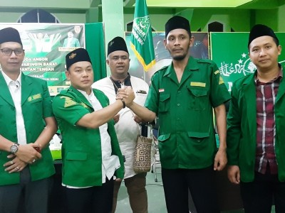 Ketua Ansor Kotawaringin Barat Terpilih Ajak Bersama Besarkan NU