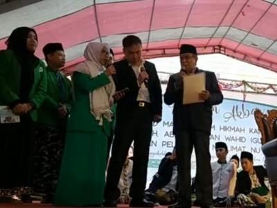 Akhir 2019, Kiai Said Tuntun Pria Taiwan Masuk Islam