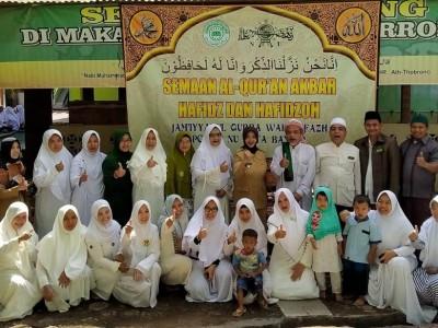 Malam Pergantian Tahun, JQHNU Banjar Gelar Khataman Al-Qur'an