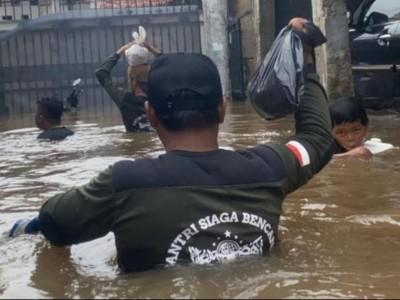 Catat Kontak dan Rekening Donasi LAZISNU untuk Korban Banjir!