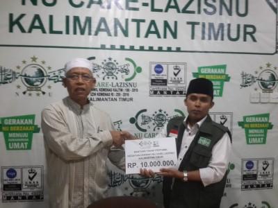 LAZISNU Kaltim Fasilitasi Pendakwah NU Syiarkan Islam Aswaja di Radio