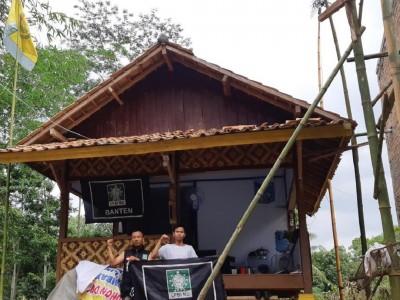 LPBI Banten Dirikan Tiga Posko, Bantu Warga Terdampak Banjir di Lebak