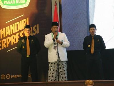 Di Kejurnas III, Ketum Pagar Nusa Bertekad Bawa Pencak Silat ke Level Dunia
