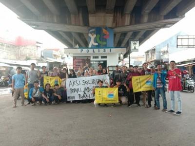 Peduli Banjir Jabodetabek, PMII Subang Galang Dana