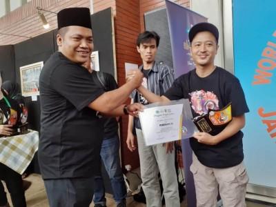 Pagar Nusa Umumkan Pemenang Lomba Foto di Kejurnas Ketiga