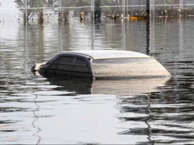 Hukum Harta yang Terbawa Banjir