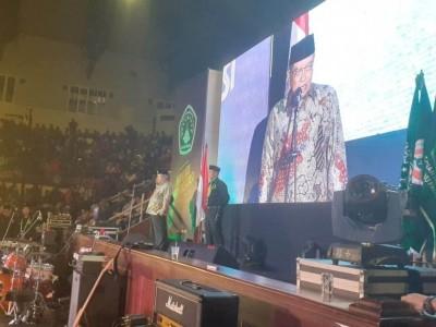 Ketua Umum PBNU Tutup Kejurnas dan Festival III Pagar Nusa