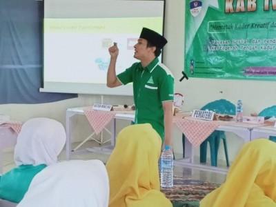 Ketua Ansor Pamekasan Imbau Pemuda Buat Karya Baru