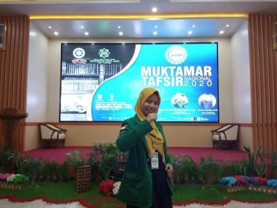 Mahasiswi IAMNU Metro, Satu-satunya dari Sumatera Lolos ke Muktamar Tafsir Nasional