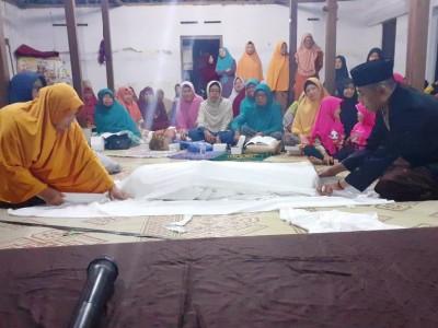 NU Sukoharjo: Pelatihan Perawatan Jenazah untuk Kaderisasi
