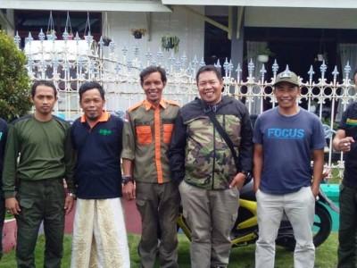 Waspada Longsor, LPBINU Kabupaten Pasuruan Turun Gunung