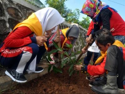 Sedekah Oksigen Ansor dan Gusdurian Lampung