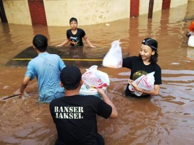 LPBINU Jakarta Siapkan Sistem Jaminan Keamanan dan Kesehatan Relawan Bencana