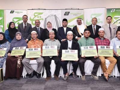Saudi Cairkan Kompensasi untuk Warga Malaysia Korban Crane 2015