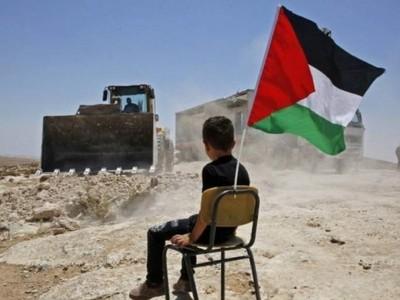 Palestina Kecam Israel Bangun Situs Cagar Alam di Tepi Barat