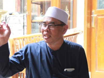 Pesantren Al-Falah Bandung Fokus Ngaji Al-Qur'an