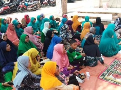 Kotak Infak NU di Sidoarjo Dikenalkan Hingga Yasinan Muslimat