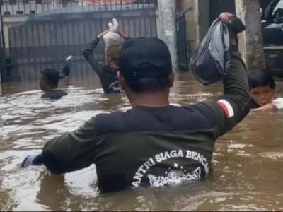 NU Peduli Masih Buka Donasi untuk Korban Banjir Jabodetabek-Lebak