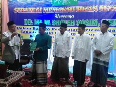Tujuh Program untuk Memakmurkan Masjid