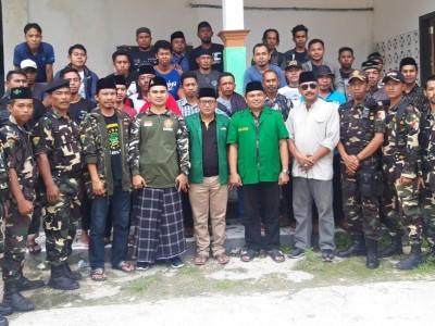 Ingin Belajar Islam Lebih Baik, Wakil Ketua DPRD Bangkep Ikut GP Ansor
