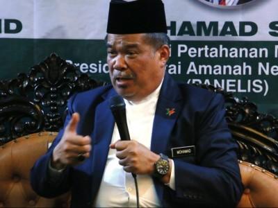 Menhan Malaysia: Mereka Teriak 'Allahu Akbar', Lalu Bom Ditembakkan