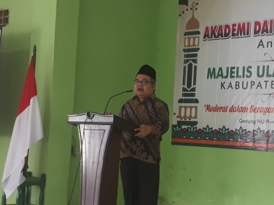 Kiai Khairudin: Pancasila, Wujud Moderasi Islam di Indonesia