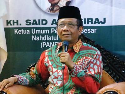 Mahfud MD: Haram Tiru Sistem Pemerintahan Nabi Muhammad