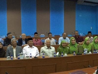 Muslimat NU Malaysia Kunjungi Kebajikan Islam Malaysia (Perkim)