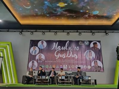 Gus Ulil: Ada 'Reinkarnasi' Gus Dur di Bekasi
