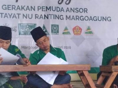 Rais Syuriyah Minta Ansor Margoagung Paham Potensi