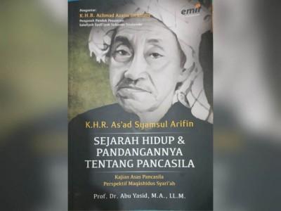 KHR As'ad Syamsul Arifin dan Peneguhan Pancasila